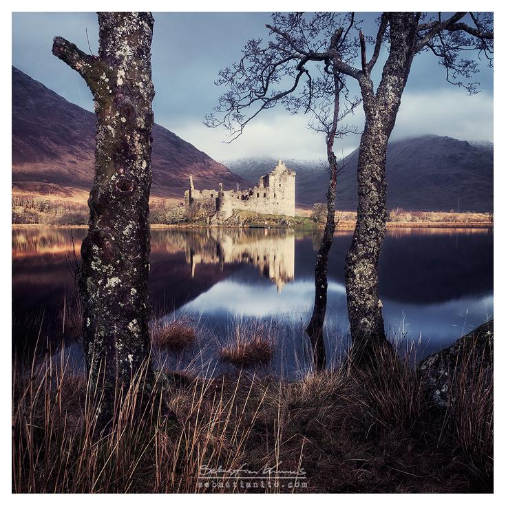 Kilchurn Castle by SebastianKraus