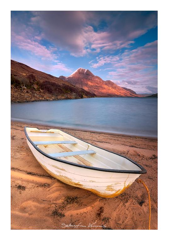 The white boat by SebastianKraus