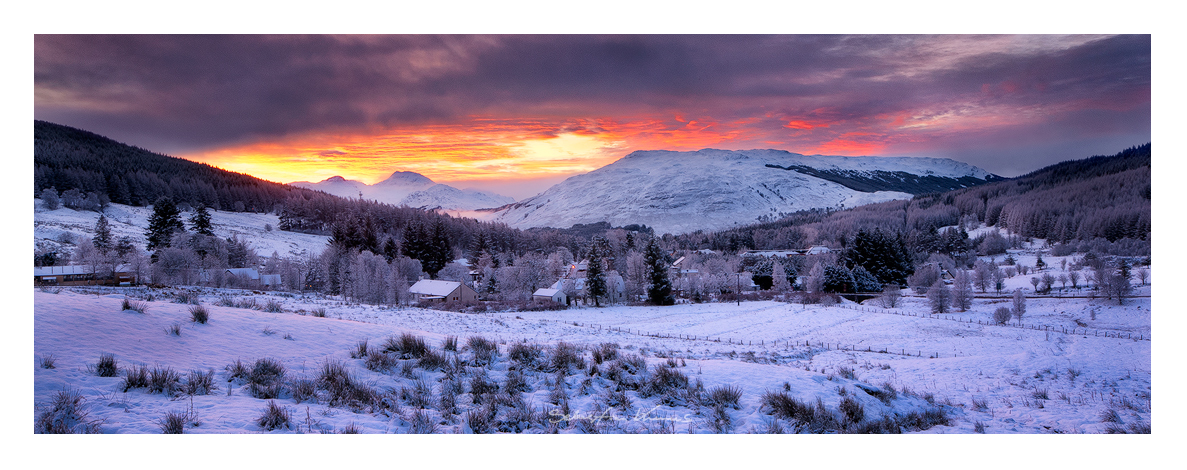 Tyndrum by SebastianKraus