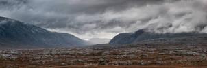 Somewhere in North Scotland...