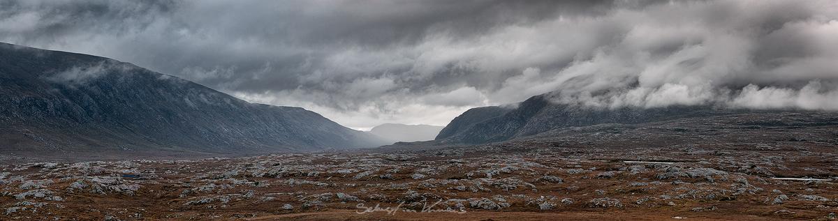 Somewhere in North Scotland... by SebastianKraus