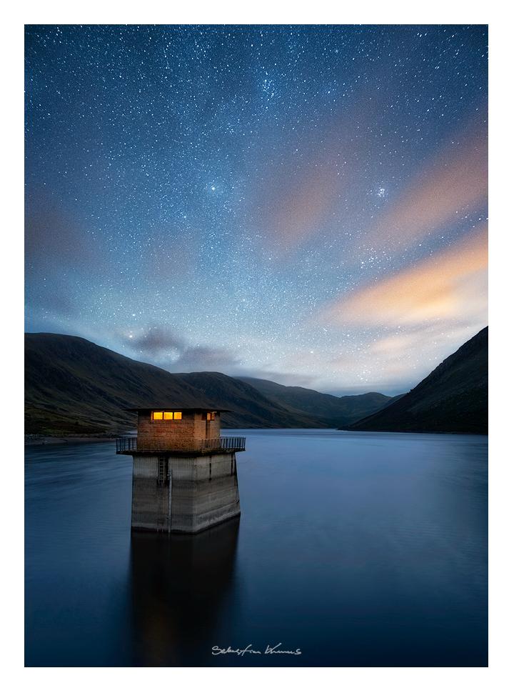 Loch Turret by SebastianKraus