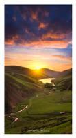 Loganlee Reservoir by SebastianKraus