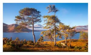 Loch Quoich by SebastianKraus