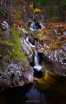 The Falls of Bruar