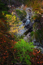 The Falls of Bruar 1
