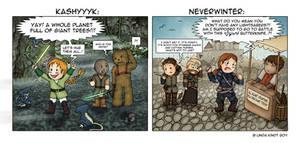 KotOR meets NwN2