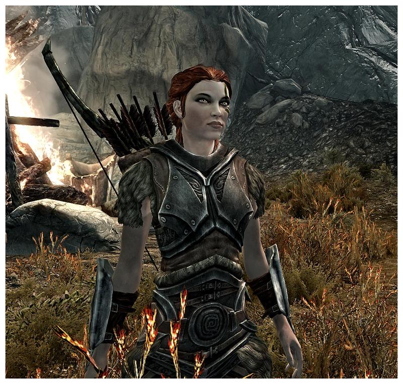 Skaila of Skyrim by Isriana