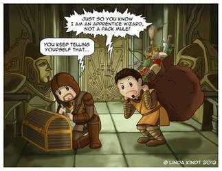 Skyrim: Denial by Isriana