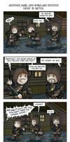Skyrim: No Honor Among Thieves