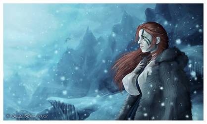 Daughter of the North by Isriana