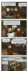Skyrim: Rivalry by Isriana