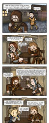 Skyrim: Dating by Isriana