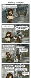 Skyrim: Guard Talk by Isriana