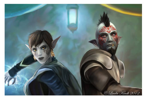 Wren And Aragil