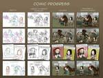 Comic Progress