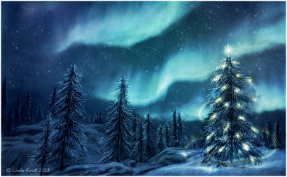 Christmas Eve by Isriana