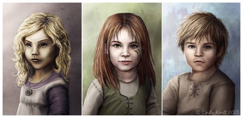 The Young Ones by Isriana
