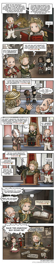 Fable 3: Economic Policy