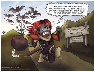 Morrowind: Welcome Home