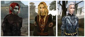 Morrowind Characters