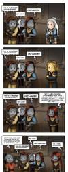 Morrowind: Outlander by Isriana