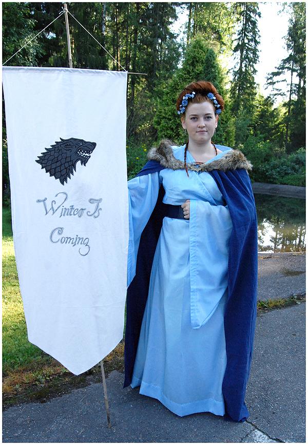 Sansa Stark by Isriana