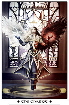 Fable Tarot: The Chariot