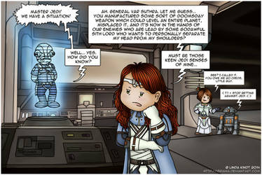 SWTOR: I Sense A Pattern Here by Isriana