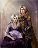Sisters by Isriana