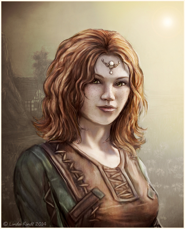 Noelie by Isriana