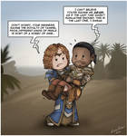 TESO: A Prince In Distress