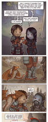 TESO: Adventures of Davius and Snek pt. 2 by Isriana