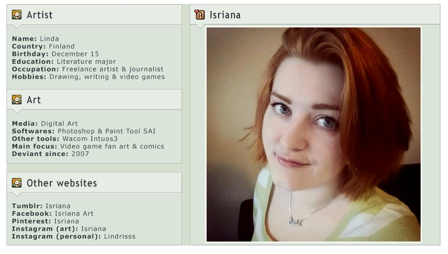 Isriana's Profile Picture