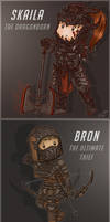 Overwatch Meets Skyrim
