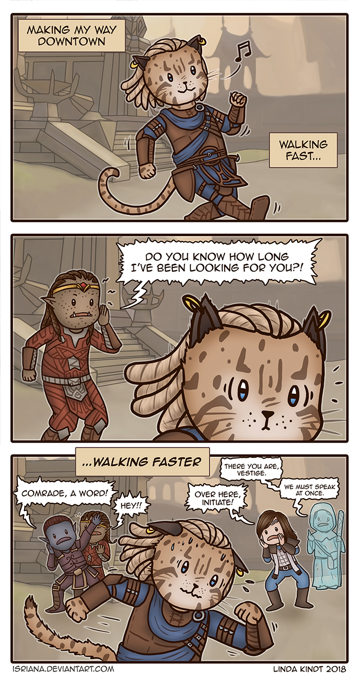 TESO: A Thousand Quests