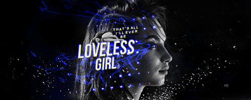 Loveless Girl by Benny--Boy