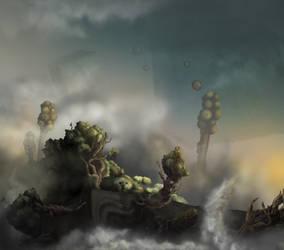 Polomai at World's Edge by Sweat-Box
