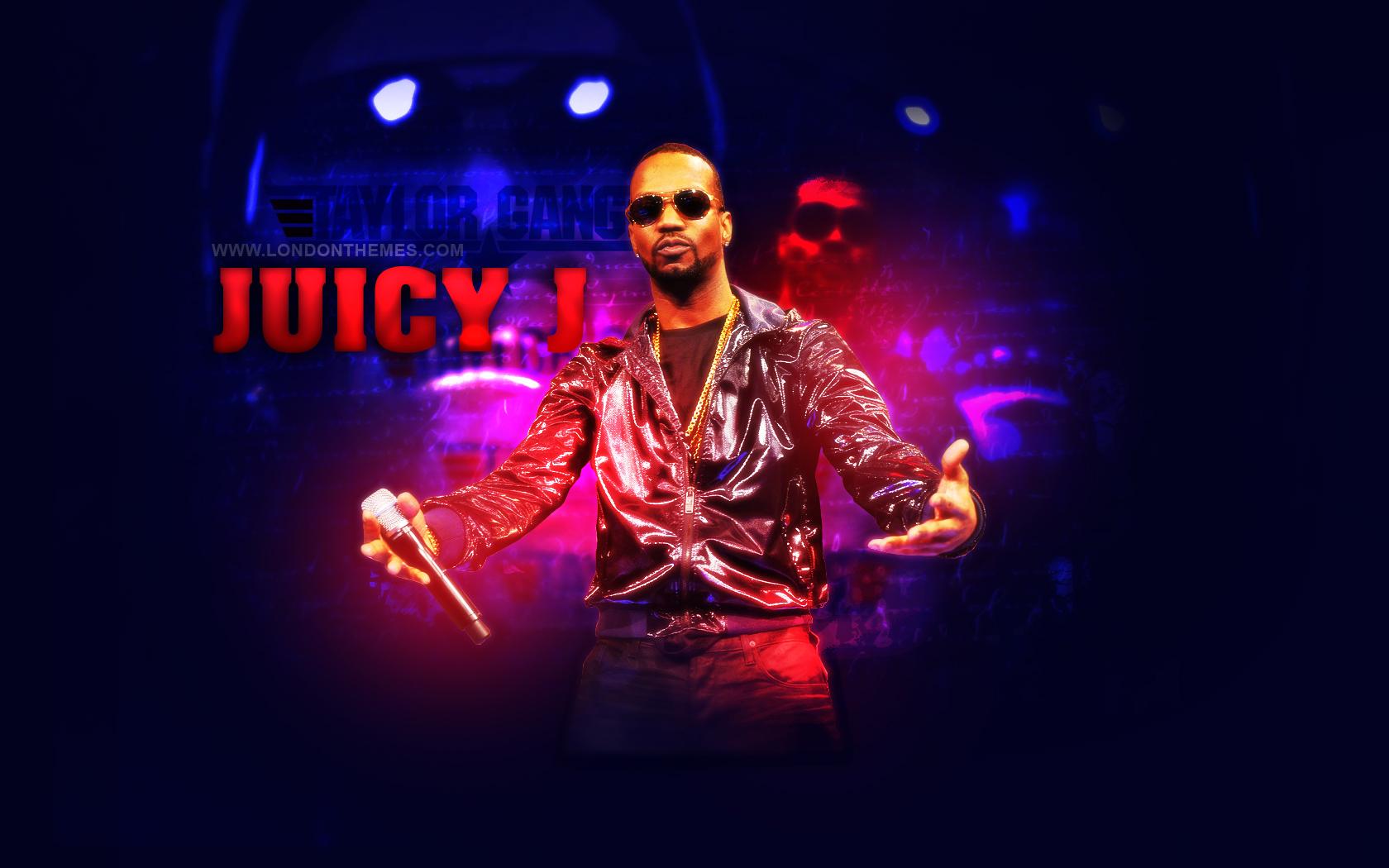 Juicy j wallpaper