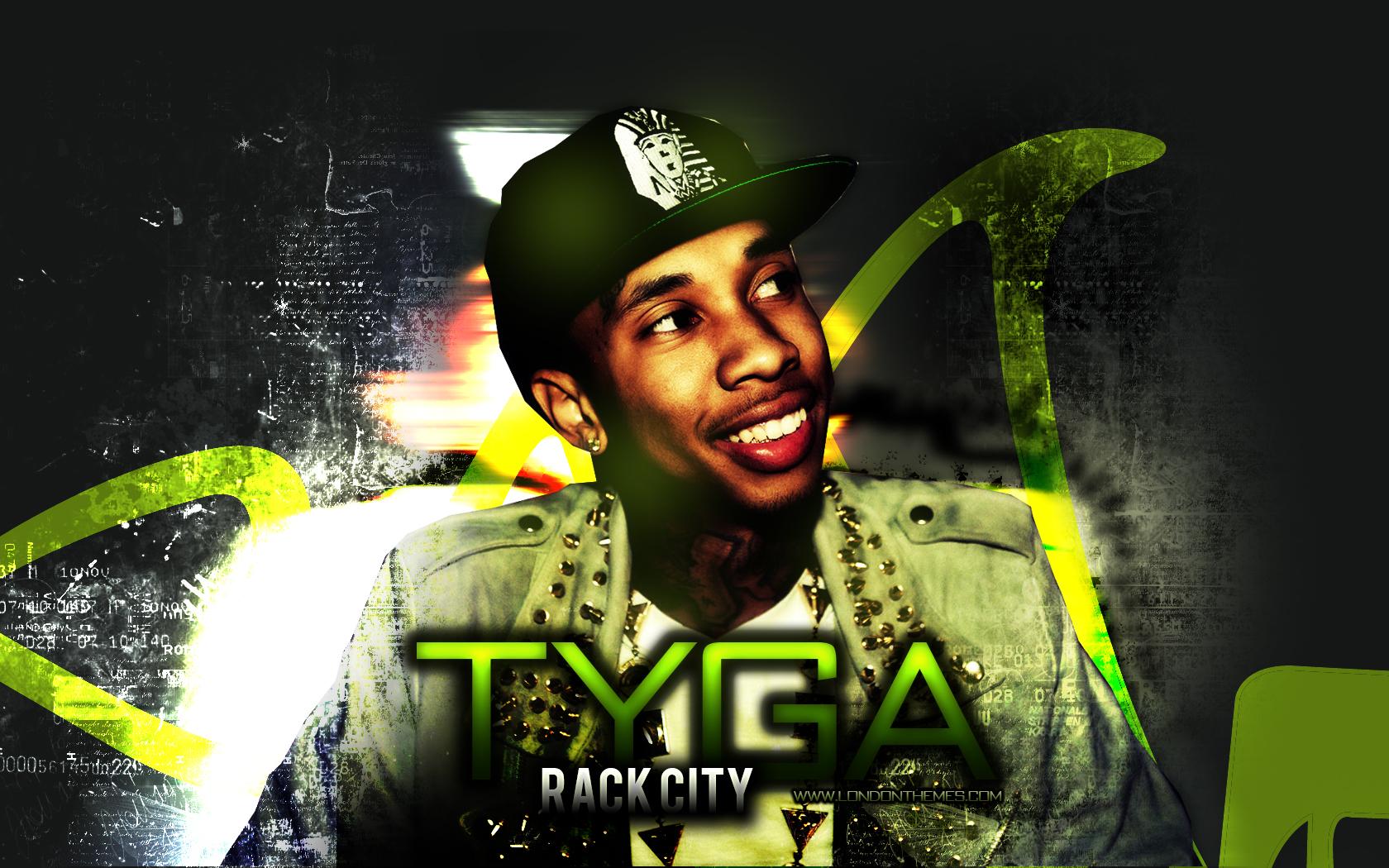 Tyga rack city by lilspeed on deviantart - Tyga wallpaper ...
