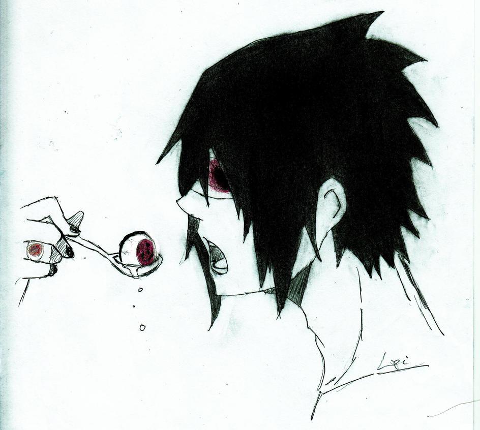 Eat it Sasuke-kun by Hun-Ter