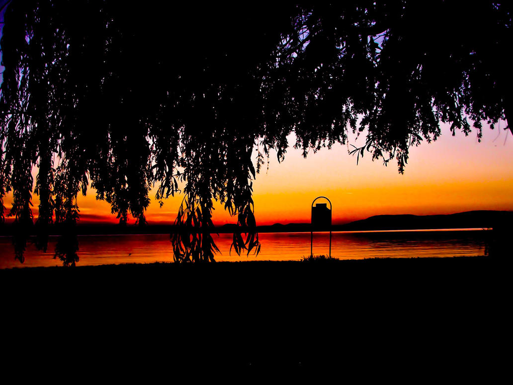 Lake balaton 2 by Hun-Ter