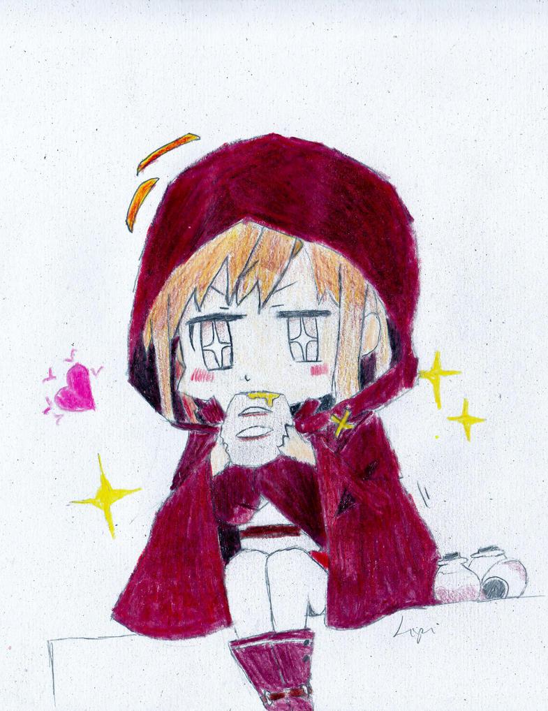 Chibi Asuna by Hun-Ter