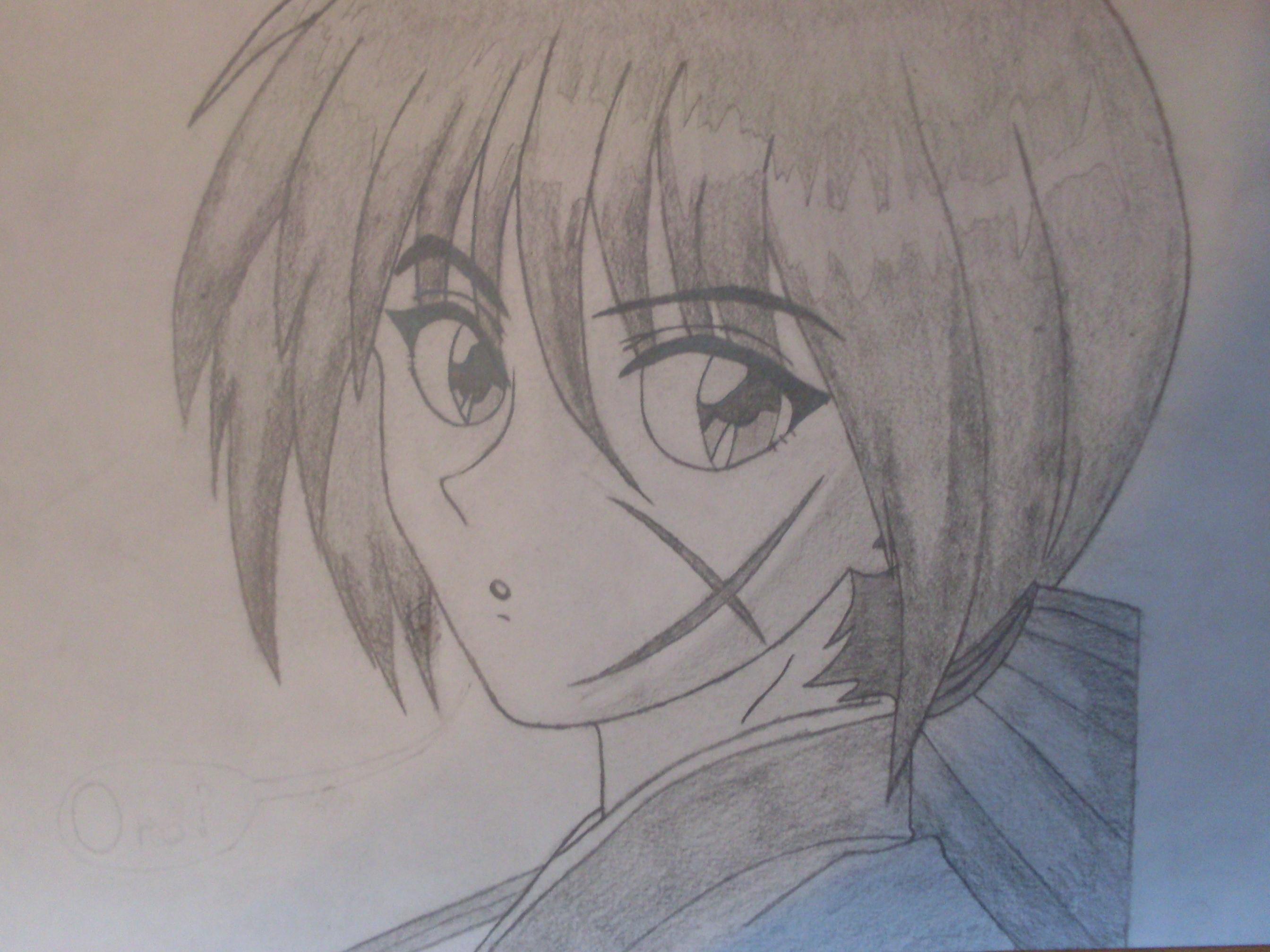 Rurouni Kenshin By Travisg222