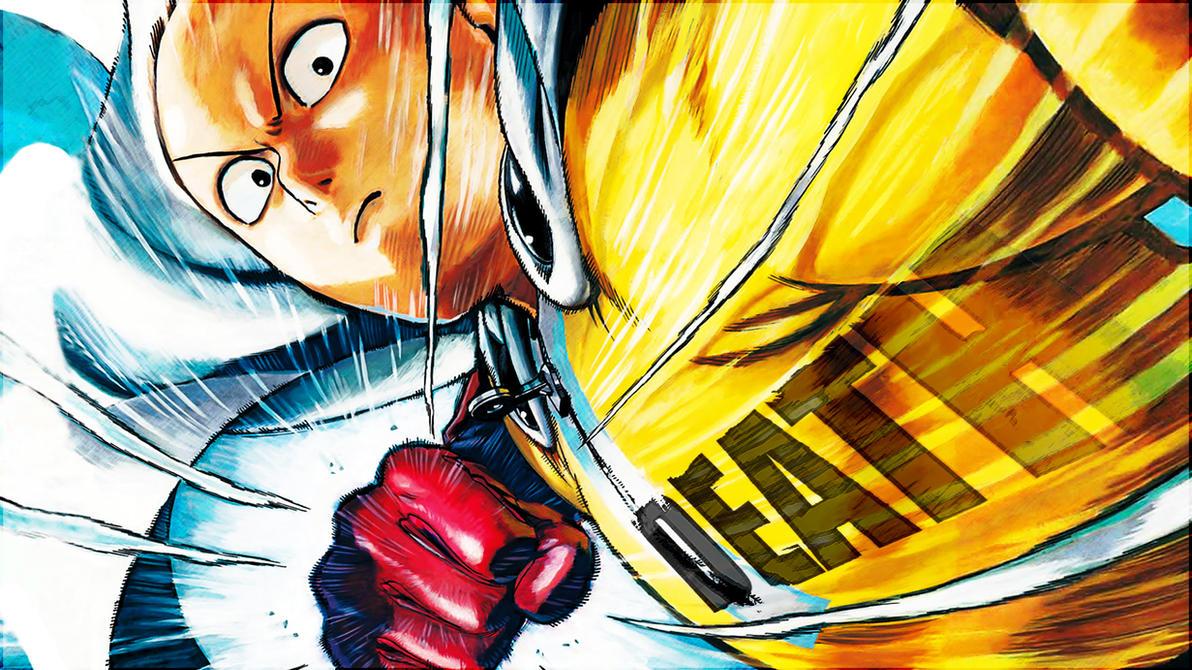 One Punch Man Saitama Wallpaper