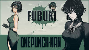 One-Punch Man - ''Fubuki'' (Wallpaper 01) by Dr-Erich