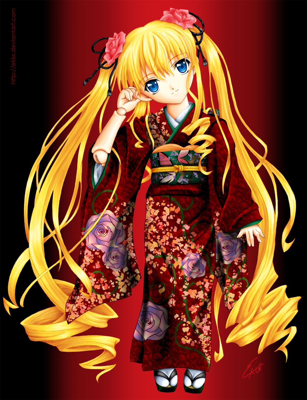 Shinku en Kimono 2.0