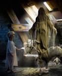 Lost ghost by sasha-fantom