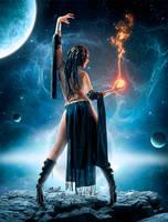 Parvati birth of new star by sasha-fantom