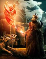 Black Queen by sasha-fantom